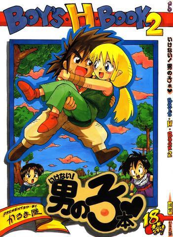 ikenai otokonoko hon boy x27 s h book 2 cover