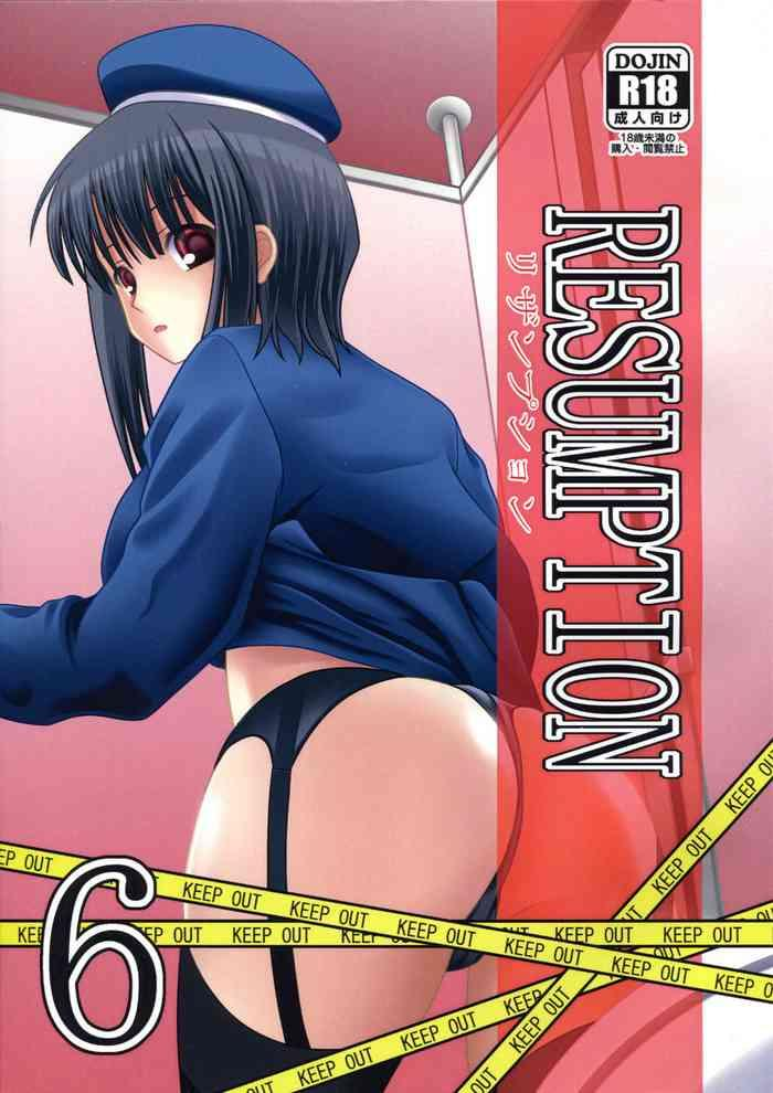 resumption 6 cover