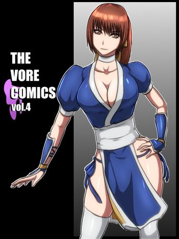 vore comic 4 cover