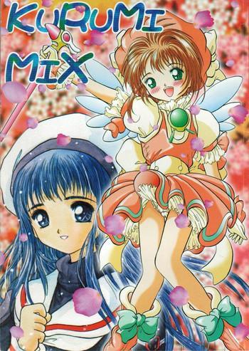 kurumi mix cover
