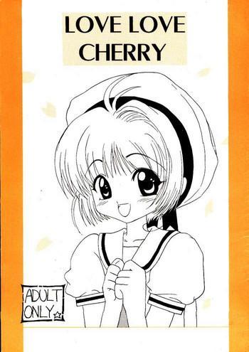 love love cherry cover